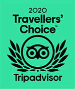 Tripadvisor Travellers Choice 2020